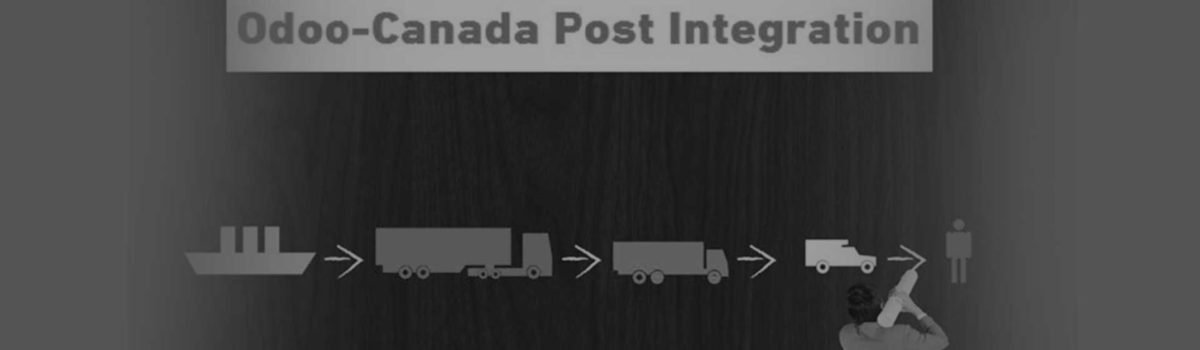 Odoo-Canada Post Integration