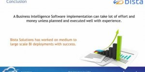 Best Practice to Follow During BI Implementation