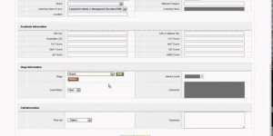 How to Create a Lead in CRM – CRM for Education   vTiger