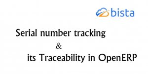 Odoo OpenERP Serial number tracking & its Traceability