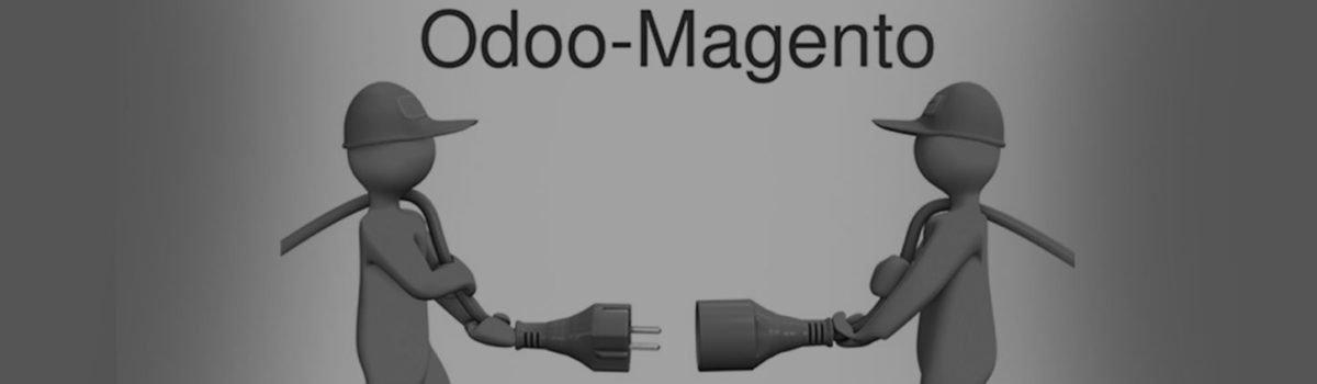 Odoo  – Magento  Connector