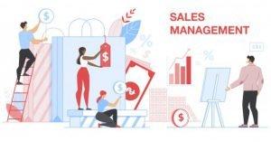 Cloud ERP Sales management software