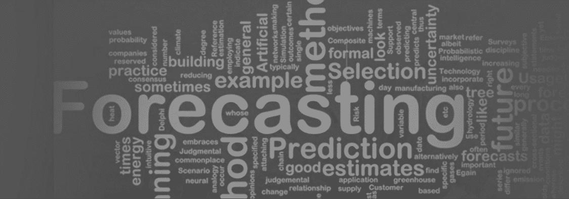 Choosing a Right Forecasting Method