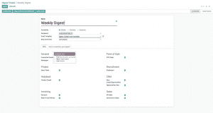 Odoo 12 benefits 013 - digest emails report