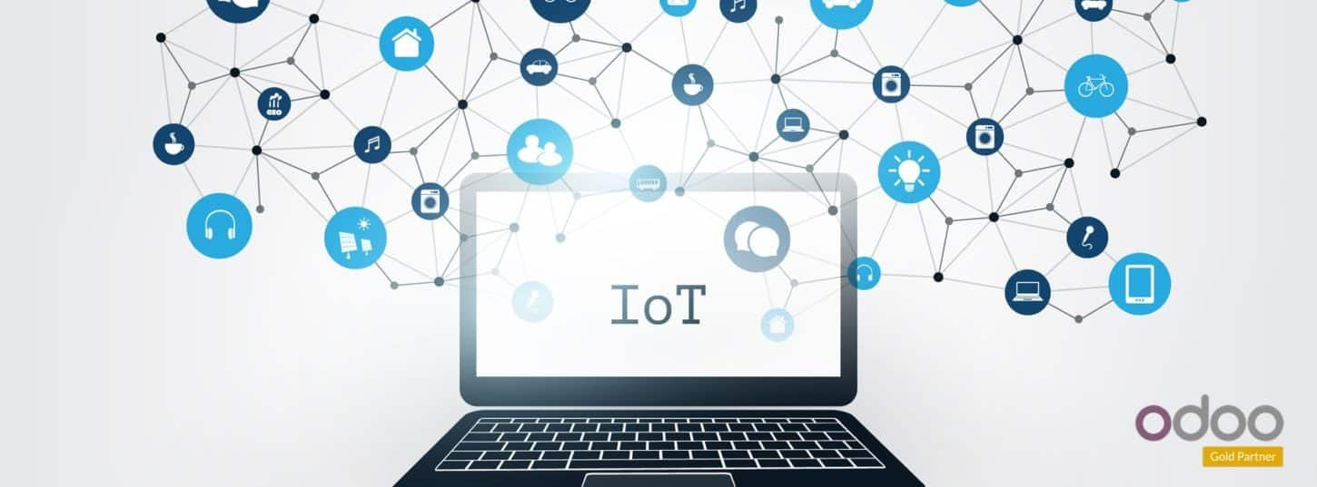 Odoo IoT: Take Advantage of the Internet of Things for Your Business