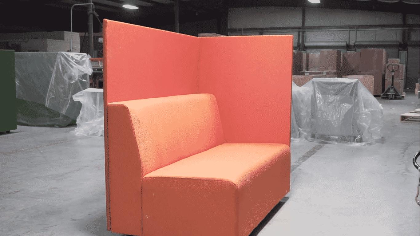 06 EKO Contract sofa