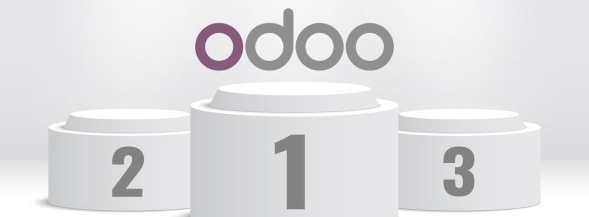 Odoo Tops Capterra's 2019 List of Most Popular ERP Software