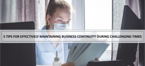 Get ERP implementation done in Covid 10 to keep business continuity