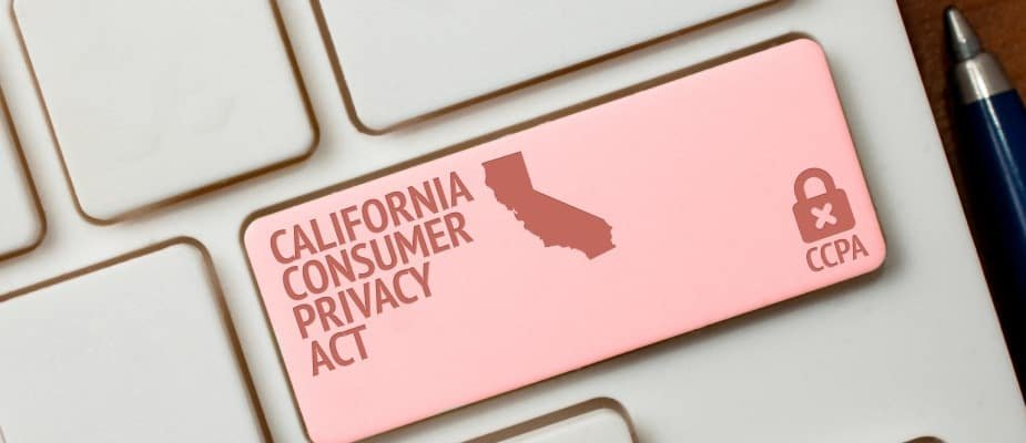 5 EASY STEPS TO COMPLY WITH CALIFORNIA CONSUMER PROTECTION ACT (CCPA)
